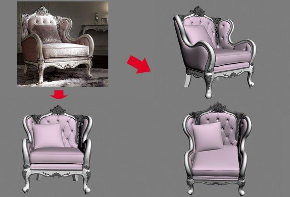 【绝对经典】新古典家具之宫廷壹号家具3D模型!解压后1.07G_酷爵浅色单人沙发.jpg