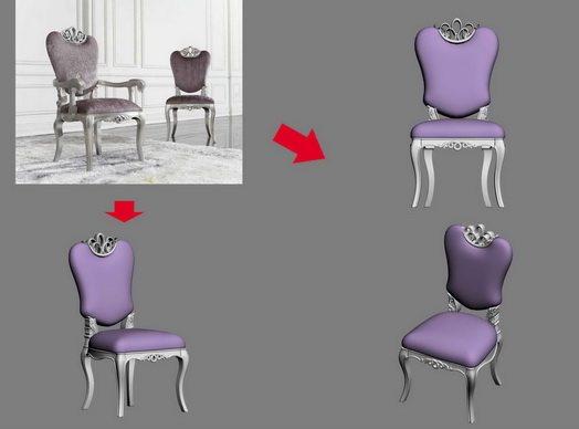 【绝对经典】新古典家具之宫廷壹号家具3D模型!解压后1.07G_雅致餐椅.jpg