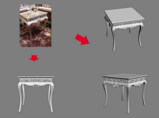 【绝对经典】新古典家具之宫廷壹号家具3D模型!解压后1.07G_雅致方角几YZ-A7035-14.jpg