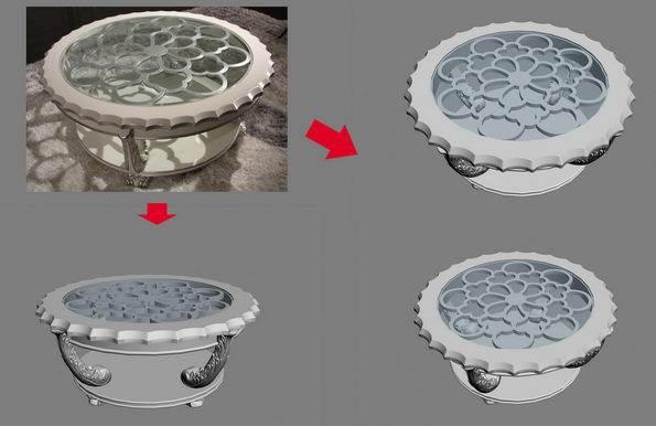 【绝对经典】新古典家具之宫廷壹号家具3D模型!解压后1.07G_依莱大圆几.jpg