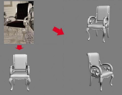 【绝对经典】新古典家具之宫廷壹号家具3D模型!解压后1.07G_依莱扶手椅.jpg