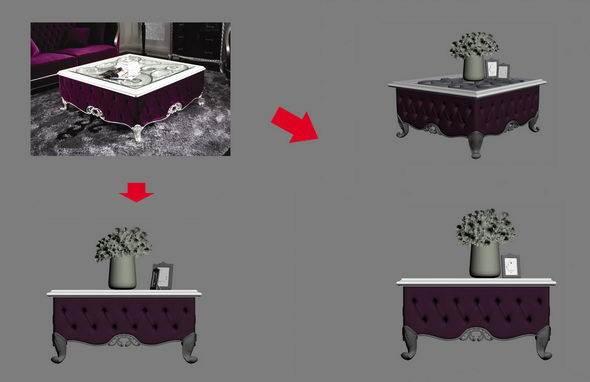 【绝对经典】新古典家具之宫廷壹号家具3D模型!解压后1.07G_依莱花面打茶几.jpg