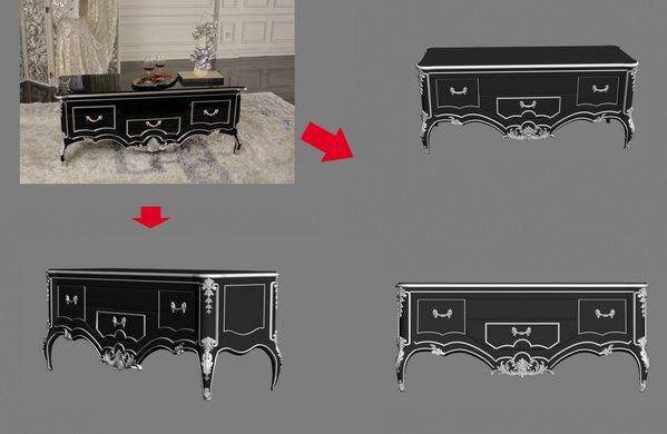 【绝对经典】新古典家具之宫廷壹号家具3D模型!解压后1.07G_银爵深色系列地柜.jpg