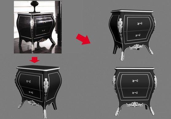 【绝对经典】新古典家具之宫廷壹号家具3D模型!解压后1.07G_银爵深色系列床头柜.jpg