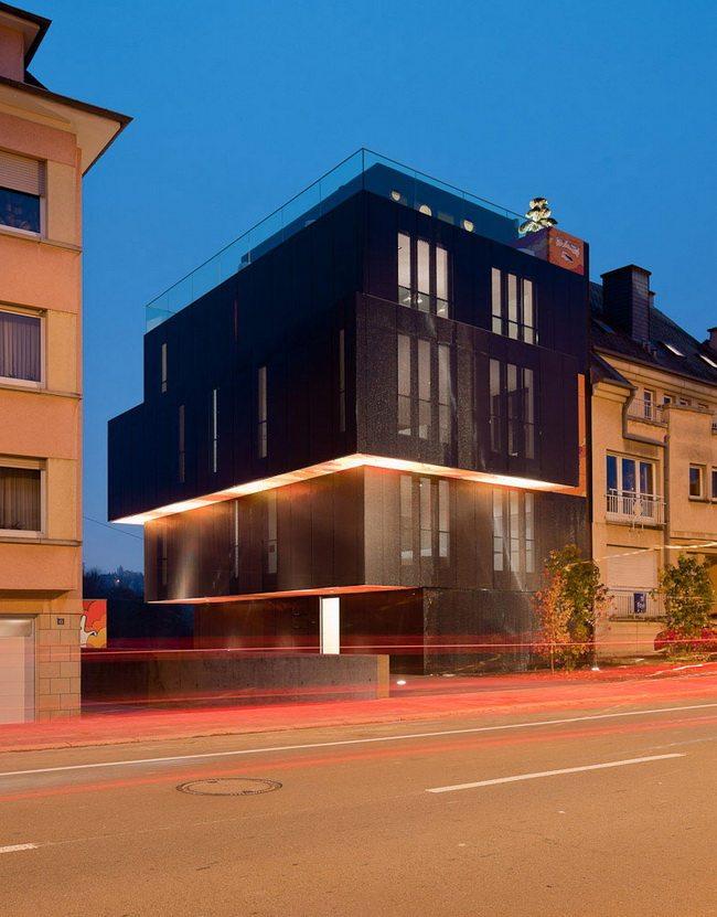 卢森堡公寓 / Metaform Architects