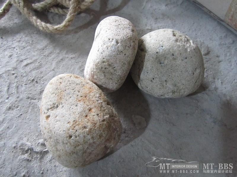 来自大自然的石头