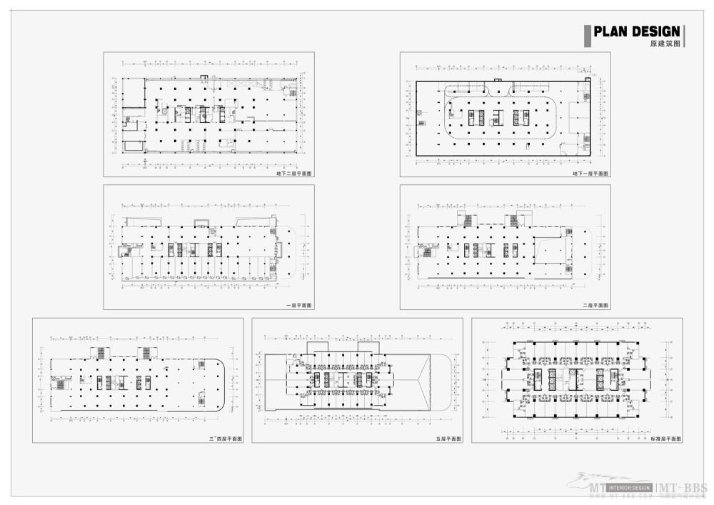 PTL设计公司惠州皇冠假日2011年新作_003 原建筑图.jpg