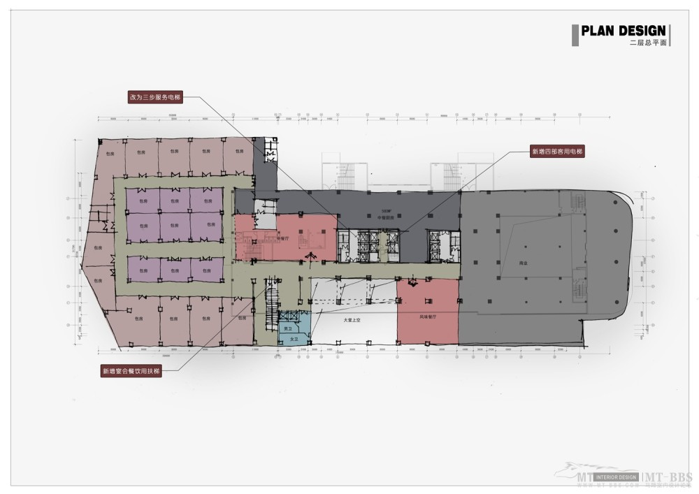 PTL设计公司惠州皇冠假日2011年新作_010 二层平面图.jpg