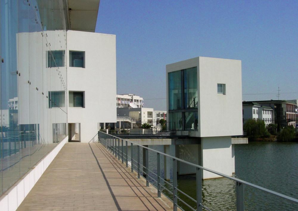 王澍作品集_wang-shu-library-wenzhang-college-02.JPG