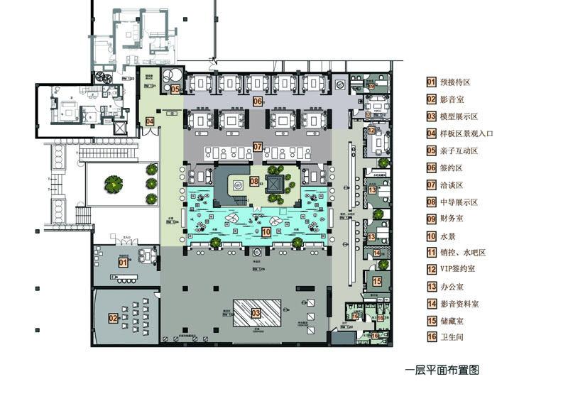 复件 售楼处一层平面系统图副本.jpg
