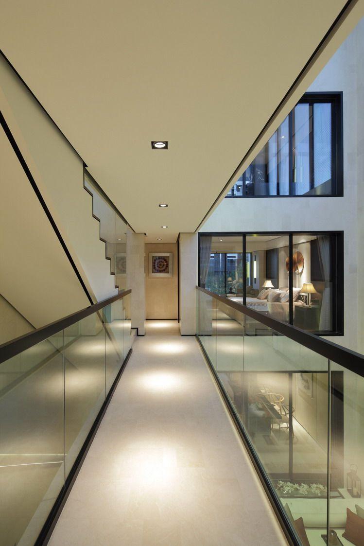 琚宾 2011年设计作品集_2楼走道3.jpg