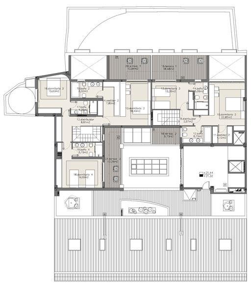 西班牙马德里老建筑公寓室内设计改造_IMG2011021861687215.jpg