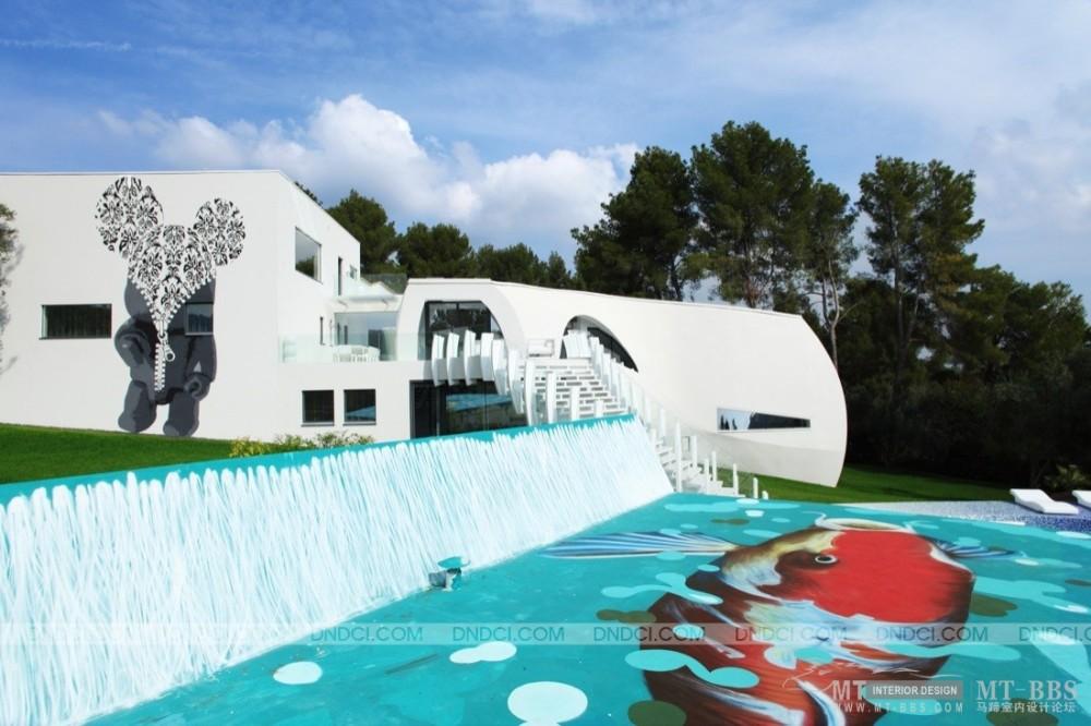 世界级现代豪华别墅:马略卡岛Casa Son Vida 1_MD5079755db44ab64fa.jpg