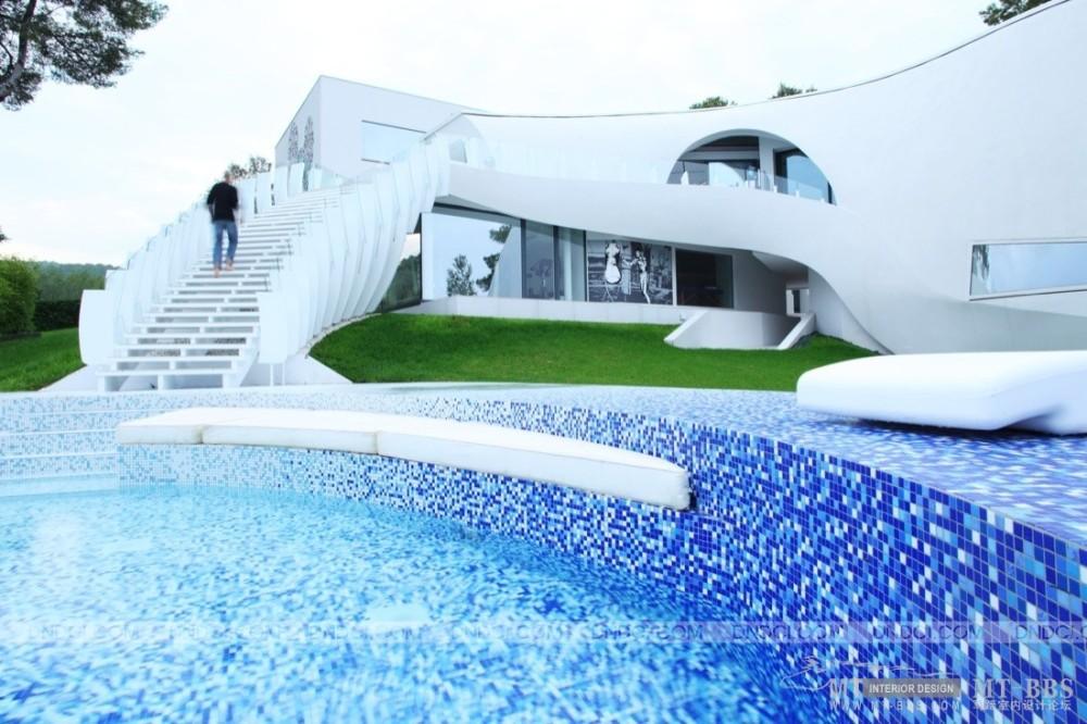 世界级现代豪华别墅:马略卡岛Casa Son Vida 1_MD5f310429c380b2f54.jpg