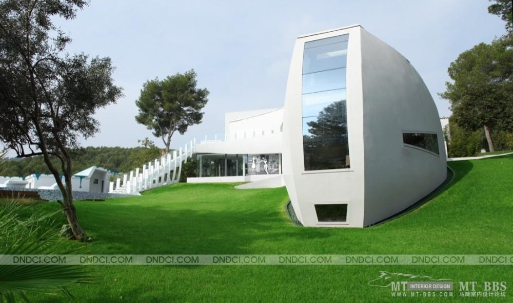 世界级现代豪华别墅:马略卡岛Casa Son Vida 1_MD58aa9a0f3343298dd.jpg