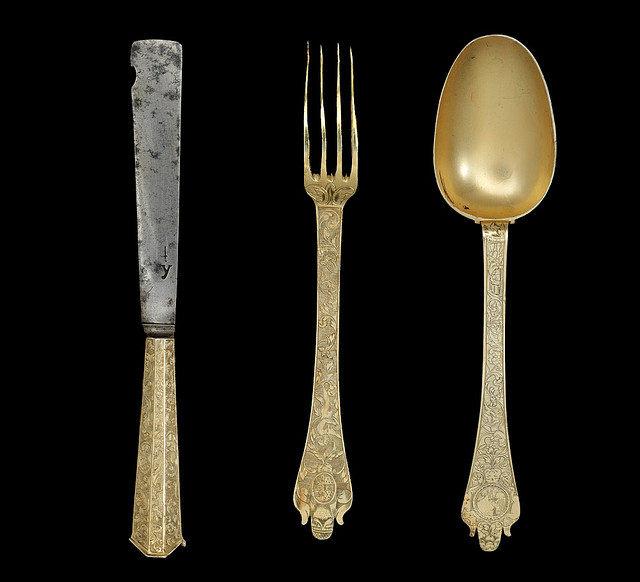 刀,叉和勺