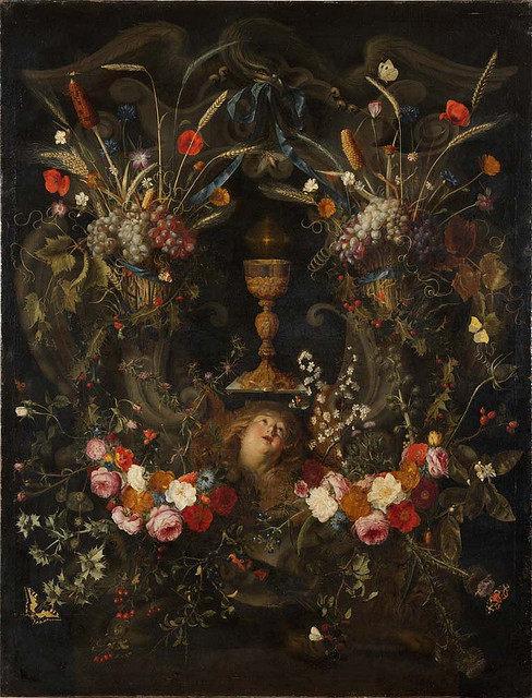 花环圣体&天使
