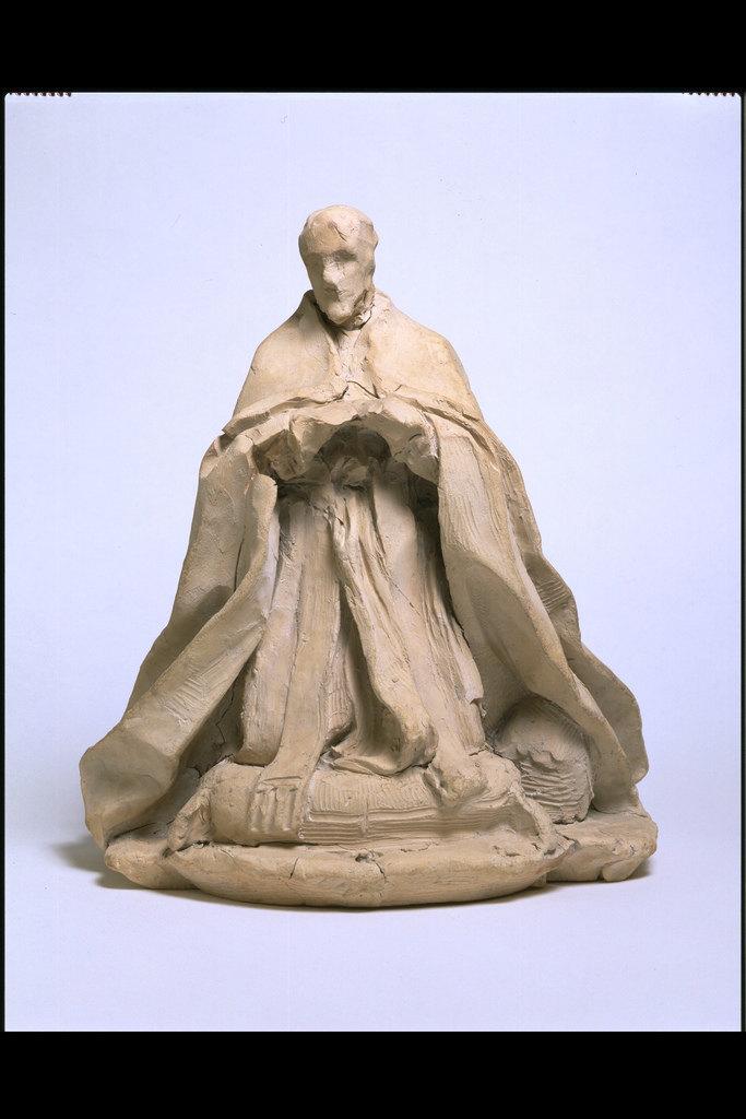 教皇亚力山大七世模型