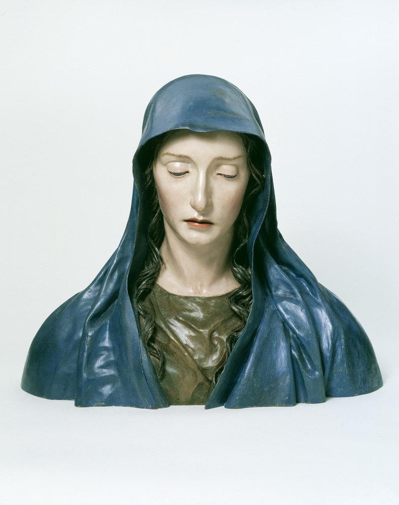 悲伤的圣母