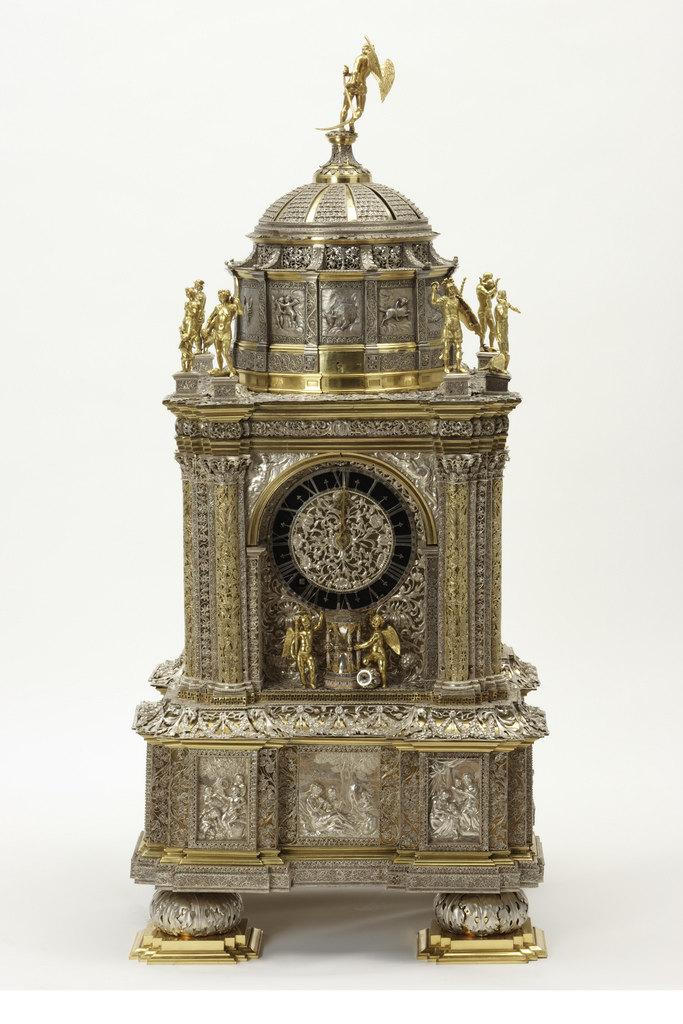 巴洛克式时钟