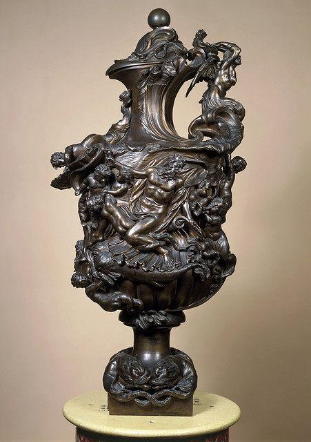 海神 凯旋花瓶