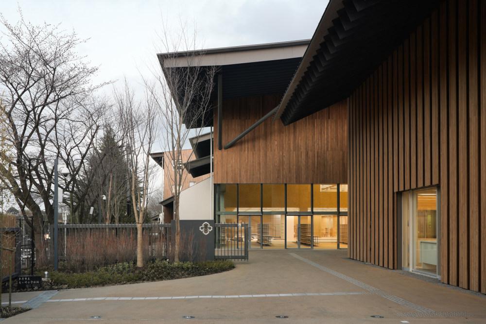 Teikyo University Elementary School-日本东京摩多市小学_Teikyo-Elementary-School-3.jpg