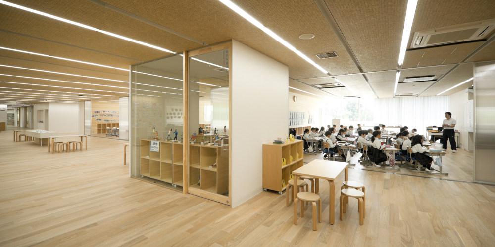 Teikyo University Elementary School-日本东京摩多市小学_Teikyo-Elementary-School-4.jpg