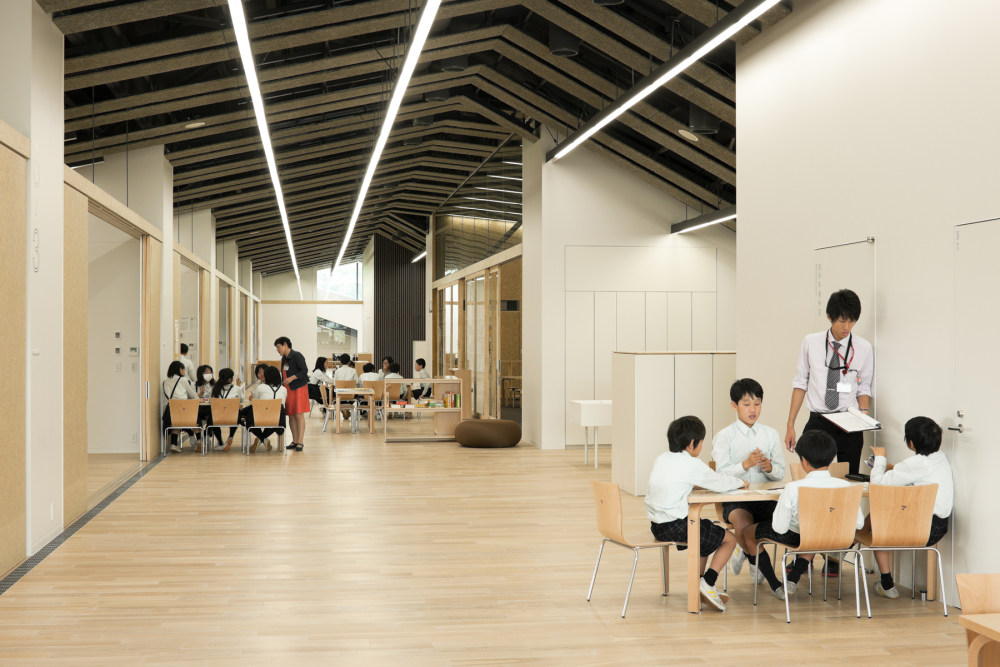 Teikyo University Elementary School-日本东京摩多市小学_Teikyo-Elementary-School-6.jpg