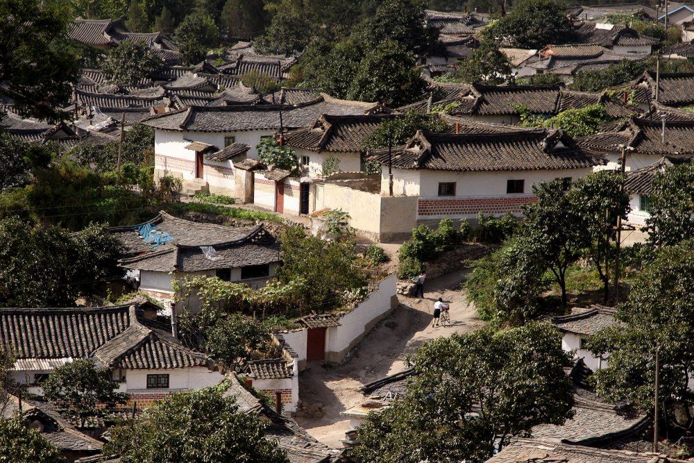 朝鲜开城老城区2.jpg
