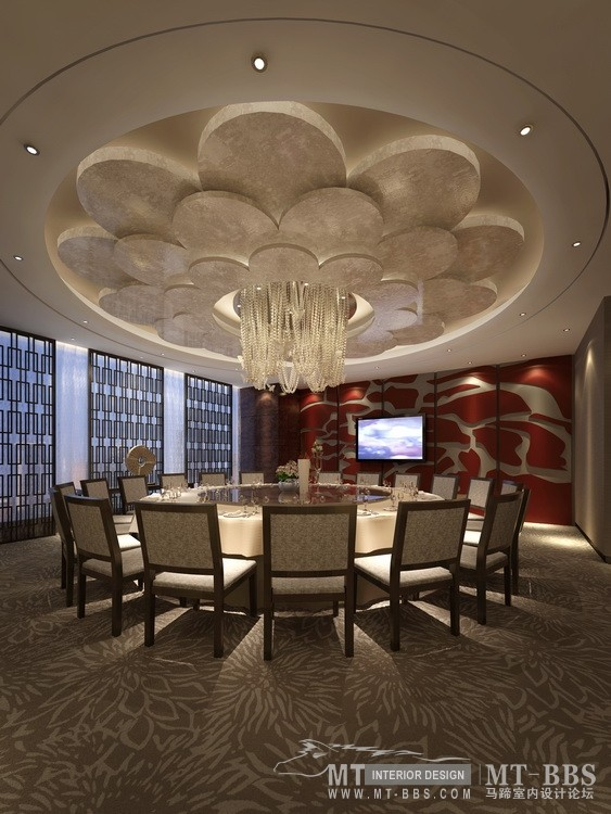 酒店的部分空间效果图(附模型,材质)_B房款.jpg