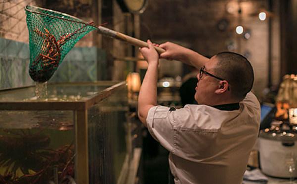 悉尼Mr.Wong中餐粤菜馆--极具中国风情的餐馆_Mr.Wong (27).jpg