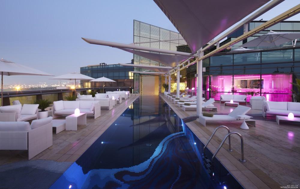 迪拜卓美亚溪畔酒店 Jumeirah Creekside Hotel_Jumeirah_Creekside_Hotel_-_Cuba_Exterior_Night_Shot.jpg