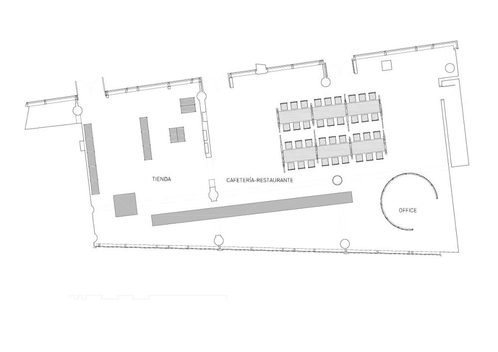 【套图】西班牙Cantina餐厅--2012年度国际餐厅和酒吧设计大奖_509944d928ba0d03e90001a4_a-cantina-estudio-nomada_plan01.png