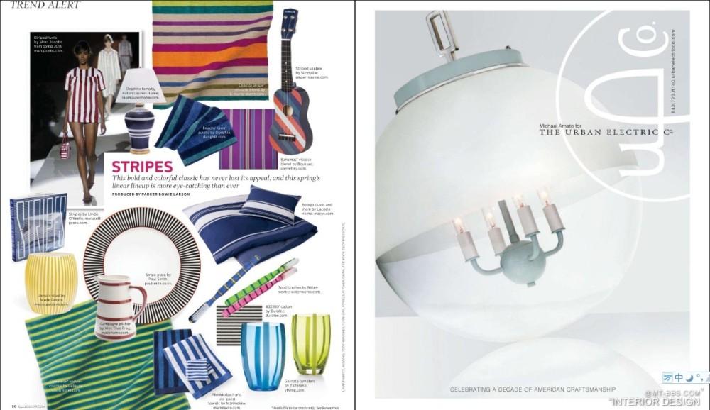 最新国外室内杂志Elle_decor_1303-法国版PDF格式_2.jpg