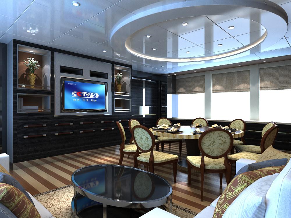 现代风格的游艇内饰与中式的家装!_0004.jpg