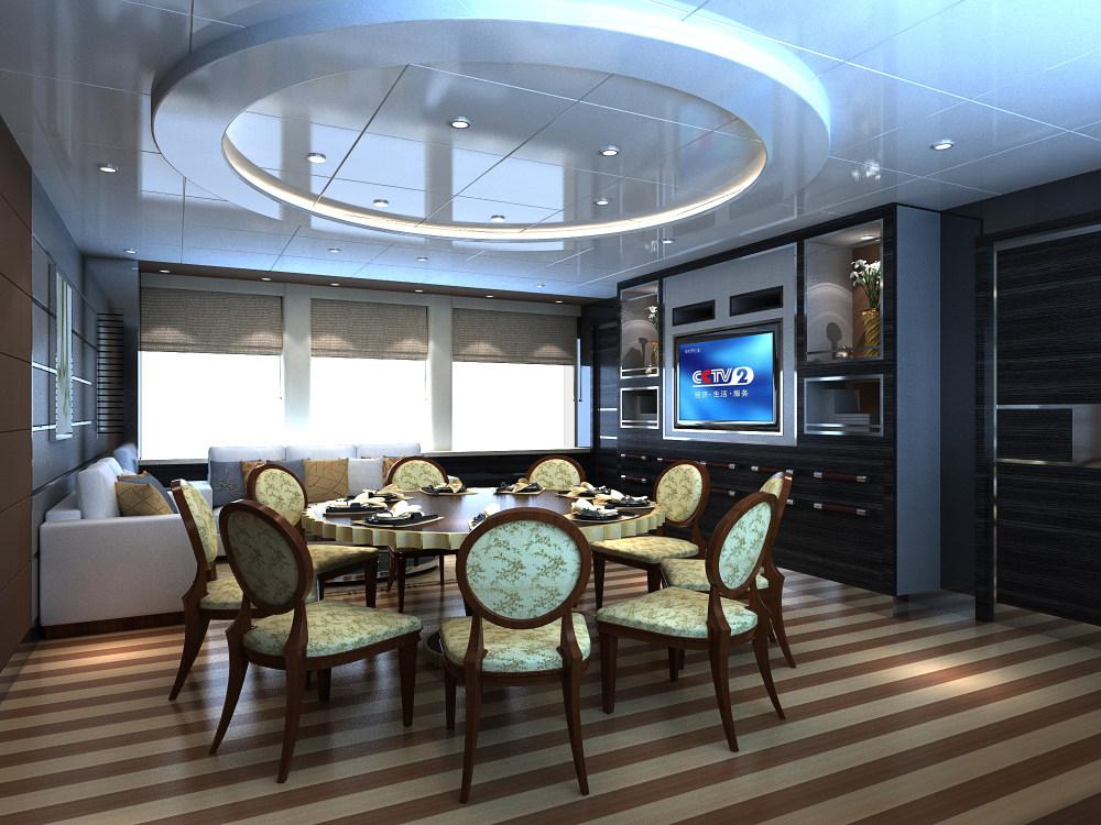 现代风格的游艇内饰与中式的家装!_0005.jpg