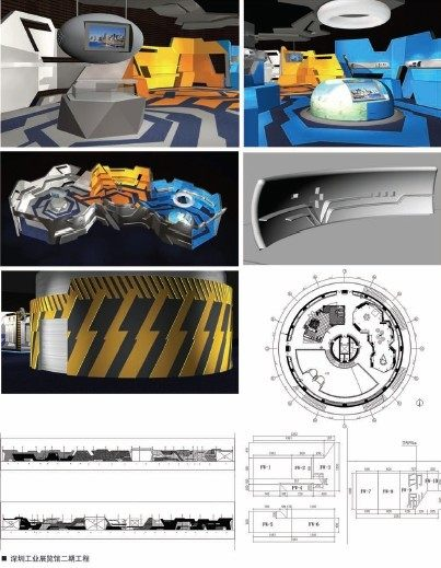 GRG/GRC深化设计制图参考案列_3243554.jpg