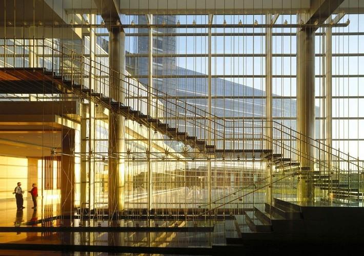 美国KPF建筑设计事务所作品集