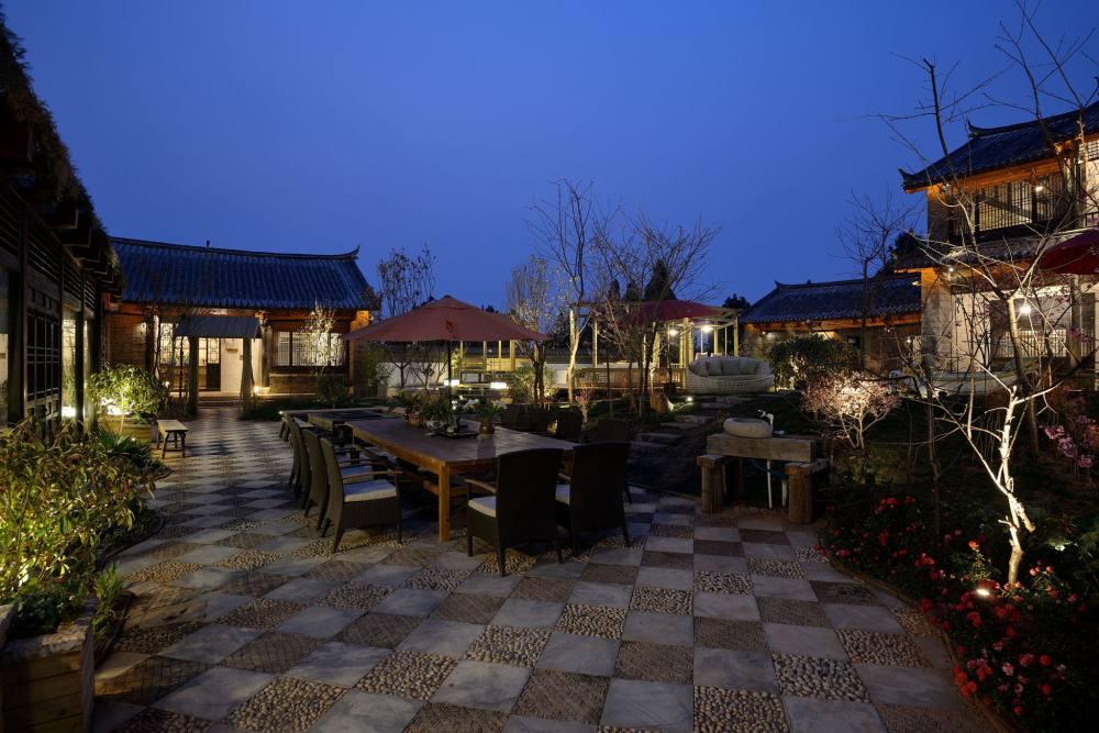 丽江古城花间堂问云山庄(官方摄影) Blossom Hill Inn Lijiang_6597609626866856089.jpg