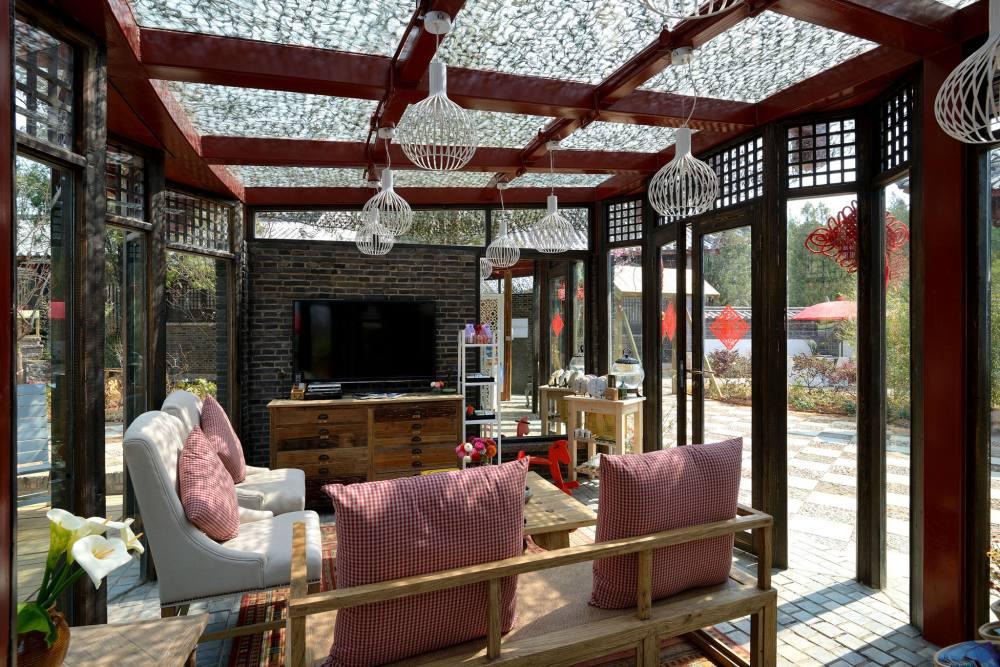丽江古城花间堂问云山庄(官方摄影) Blossom Hill Inn Lijiang_6597899897936598183.jpg