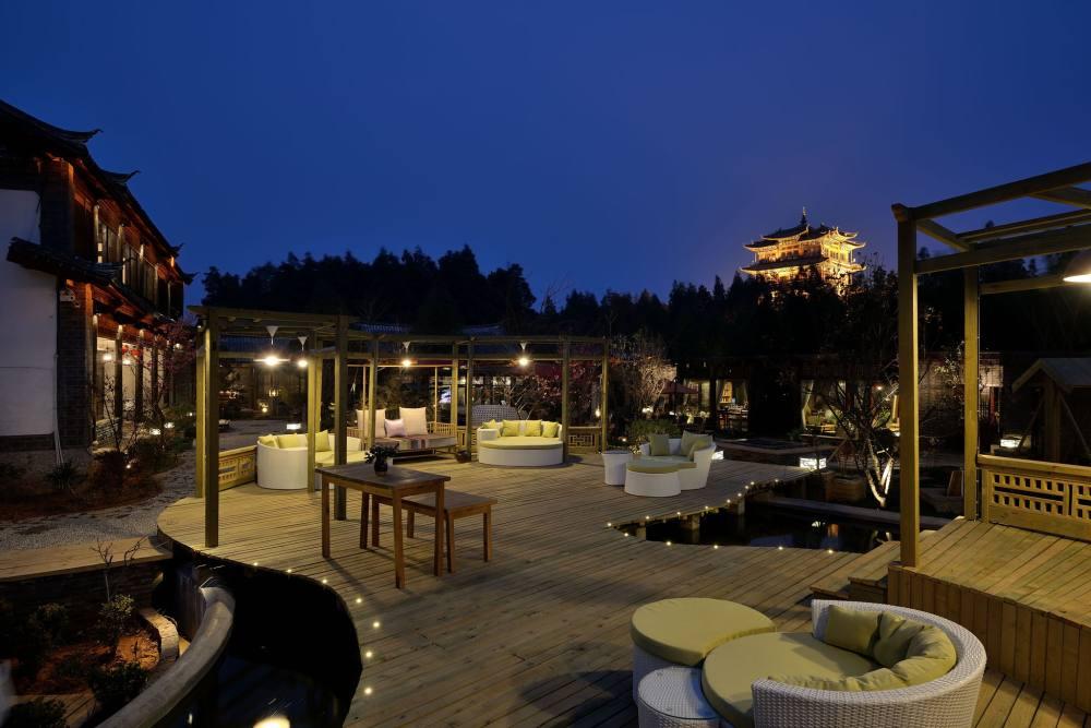 丽江古城花间堂问云山庄(官方摄影) Blossom Hill Inn Lijiang_6598174775843324363.jpg