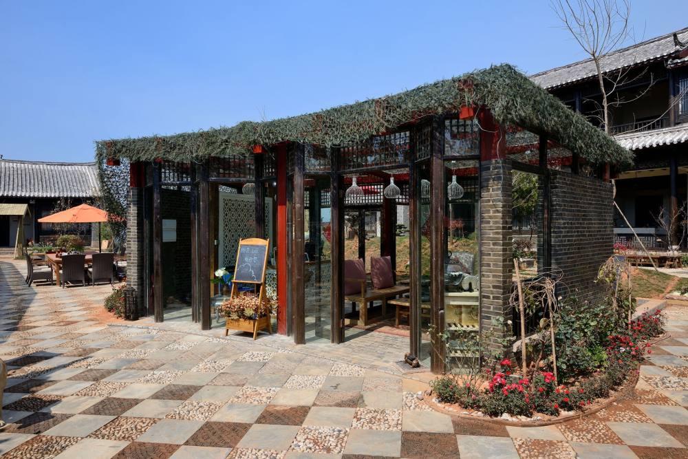 丽江古城花间堂问云山庄(官方摄影) Blossom Hill Inn Lijiang_6598191268517737803.jpg