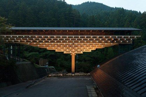 日本高知县梼原木桥博物馆01.jpg