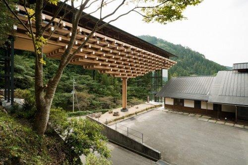 日本高知县梼原木桥博物馆02.jpg