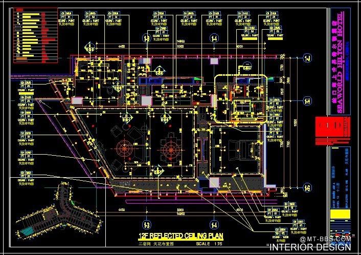 CCD-深圳蛇口希尔顿全部客房施工图.电梯厅.样板房照片2012_5.jpg