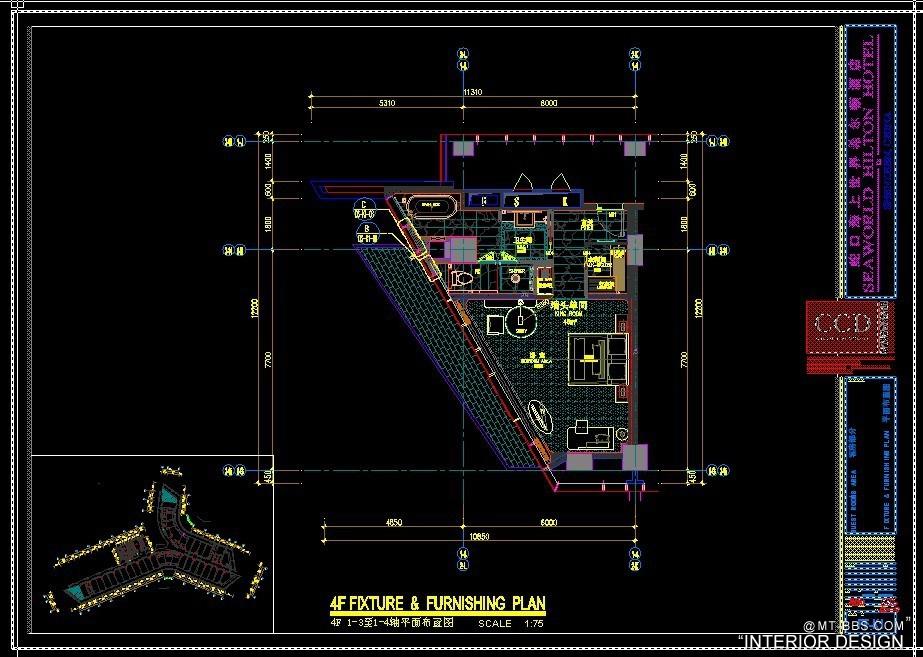 CCD-深圳蛇口希尔顿全部客房施工图.电梯厅.样板房照片2012_9.jpg