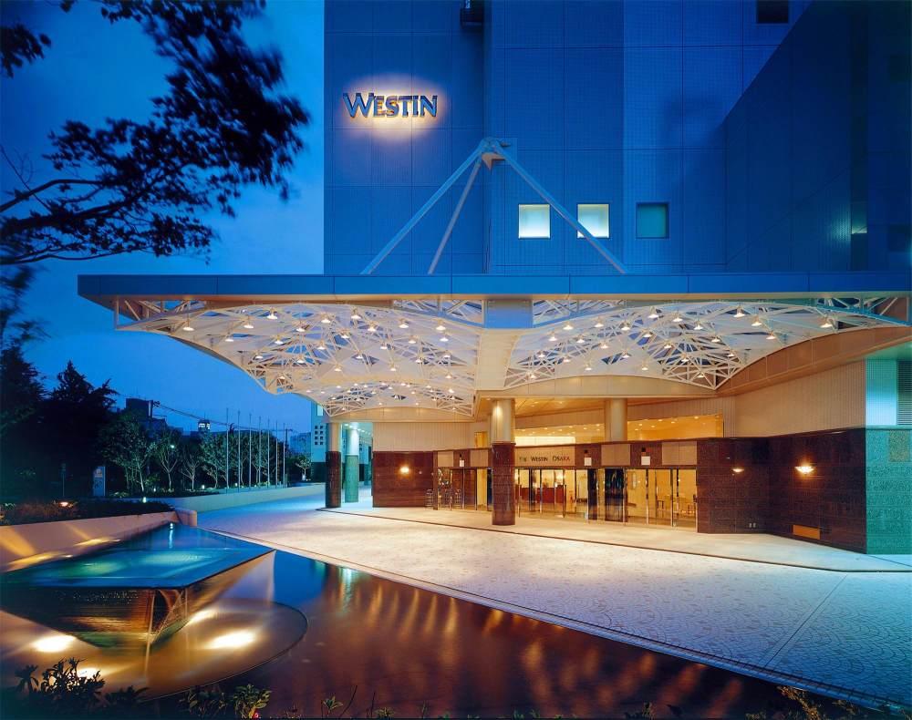 大阪威斯汀酒店 The Westin Osaka_97821_large.jpg