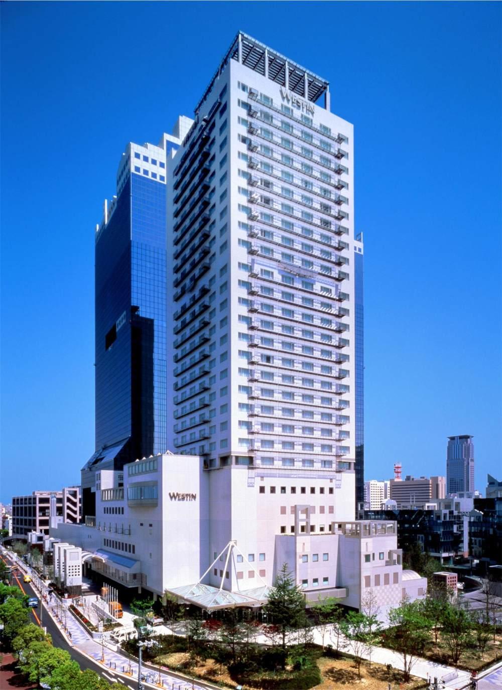 大阪威斯汀酒店 The Westin Osaka_97824_large.jpg
