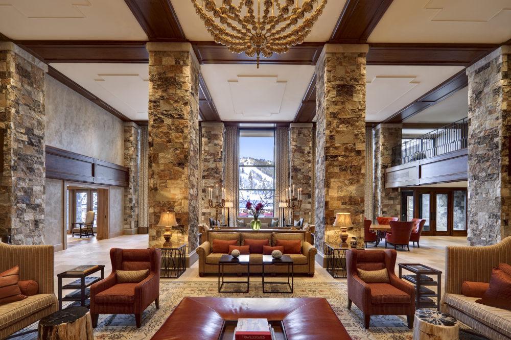 犹他州鹿谷瑞吉酒店The St. Regis Deer Valley, Utah (..._The St. Regis Deer Valley—Lobby1.jpg