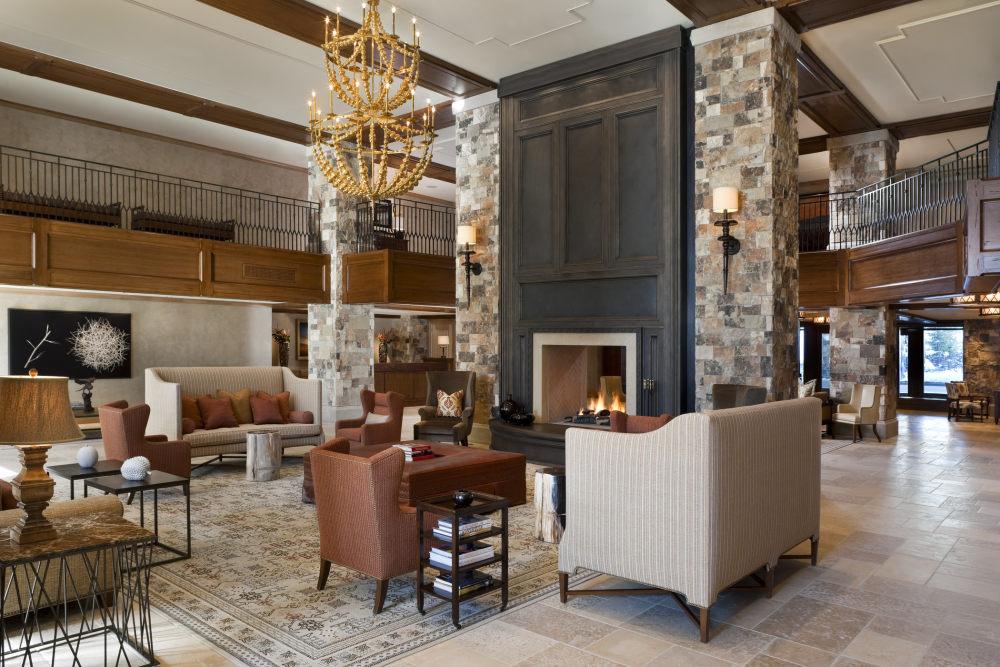 犹他州鹿谷瑞吉酒店The St. Regis Deer Valley, Utah (..._The St. Regis Deer Valley—Lobby3.jpg